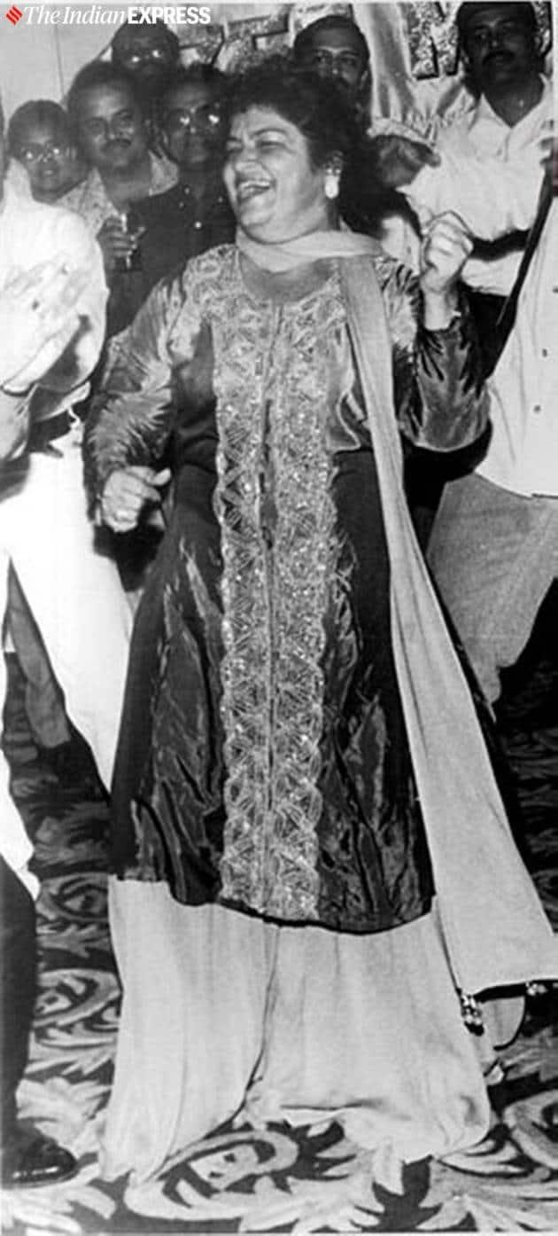 saroj khan dance