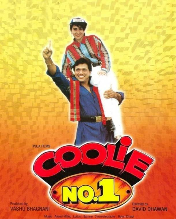 25 years of coolie no 1