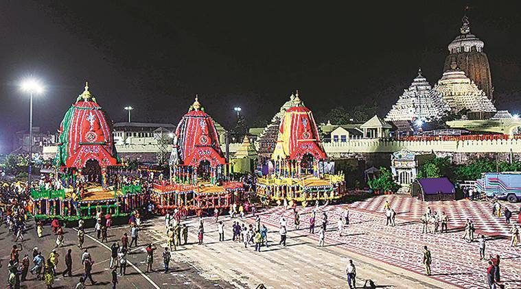 SC clears Puri Rath Yatra, but with no crowds, with distancing
