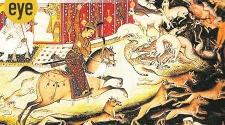 Ira Mukhoty, Akbar: The Great Mughal, Emperor Akbar, Akbar, Mughals, siege of Chittor, Abu'l Fez's, Ain-i-Akbari, Mughal Empire, eye 2020, sunday eye, indian express, indian express news