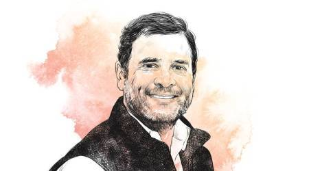 Rahul gandhi, congess party, government critic, India lockdown, Indian express news