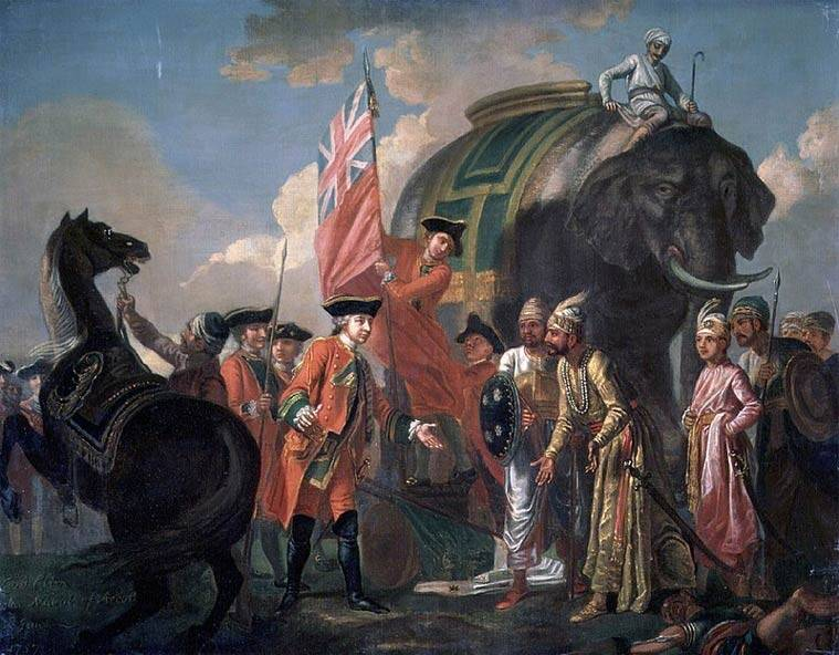robert clive racism, robert clive, robert clive statue, robert clive in India, robert clive quotes, robert clive time period, George floyd, racism, world news, Indian Express