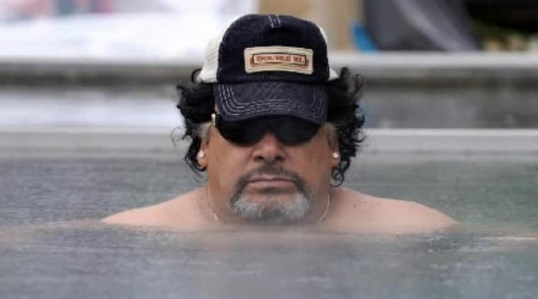 diego maradona Roly Serrano