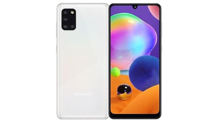 Samsung Galaxy A31 price in India, Samsung Galaxy A31 specifications, Samsung Galaxy A31, Samsung A31, Samsung