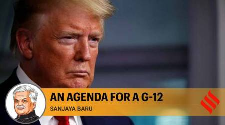 India G-12 summit, g7 summit, donald trump g7 summit, g12 donald trump, Sanjaya Baru opinion, Sanajaya Baru writes, Indian express