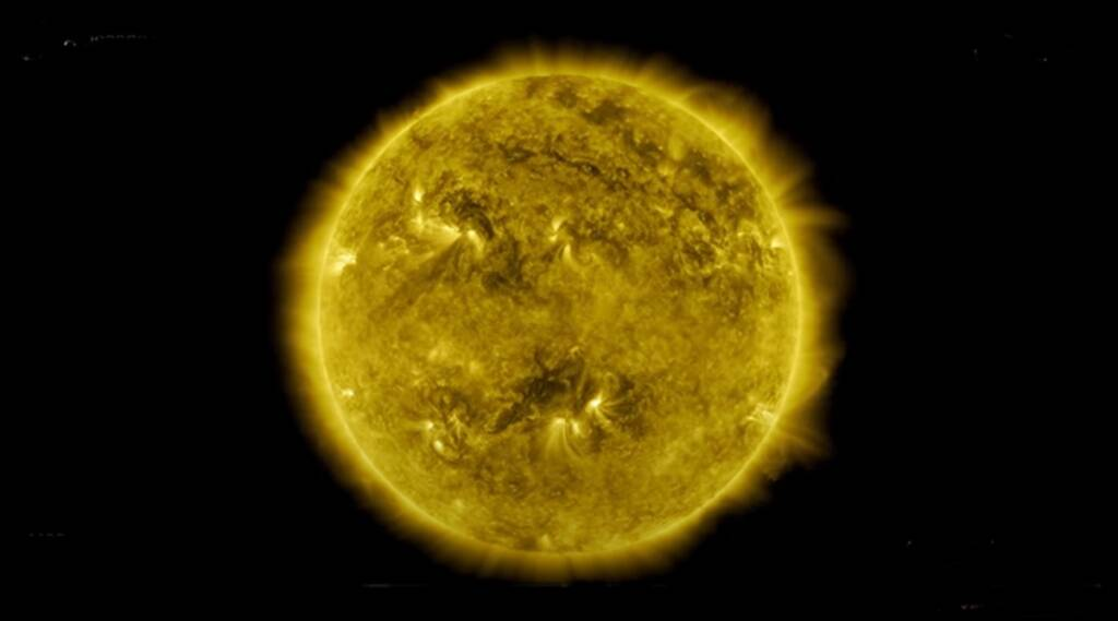 Image of article 'Watch: NASA releases epic 10-year timelapse of Sun'