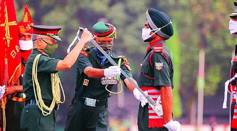 Kapurthala Sainik School, Sword of Honour, Passing out Parade, Indian Military Academy, Punjab news, Indian express news