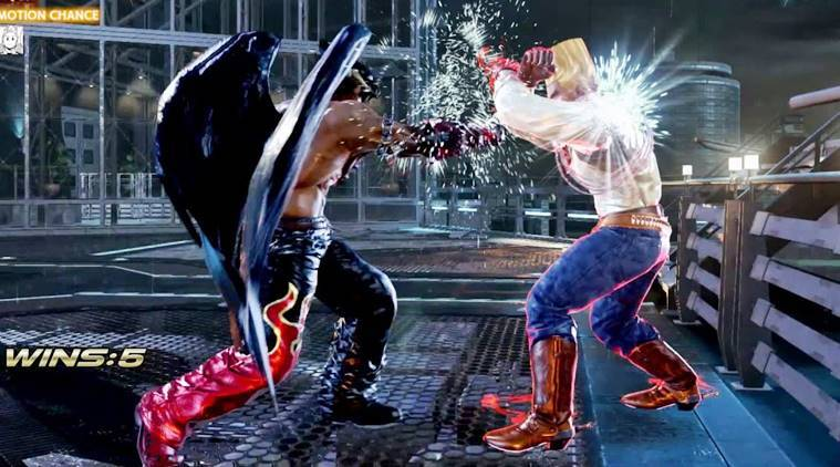 Five Tekken 7 Tips And Tricks That Will Help You Lose The Beginner Tag Technology News The Indian Express