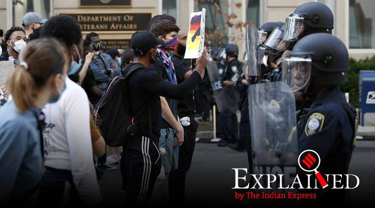 Explained: US protesters call to 'Defund the Police. What would that look like?