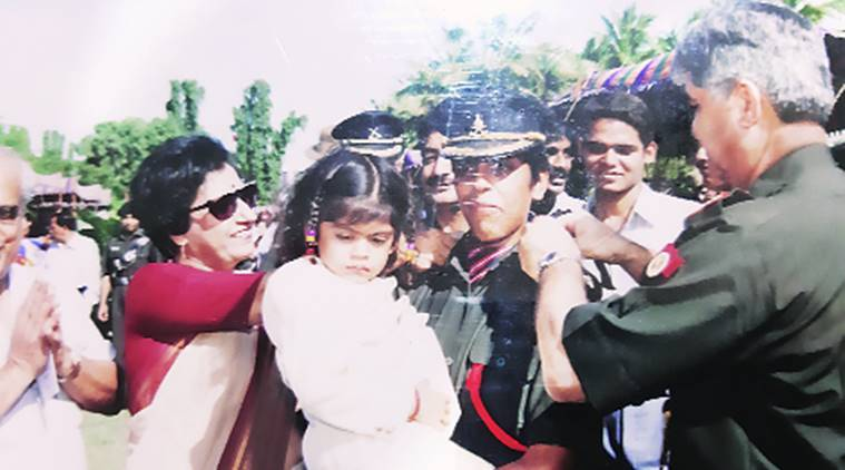 Army Wives Welfare Association, Veer nari, Indian army, Punjab news, Indian express news