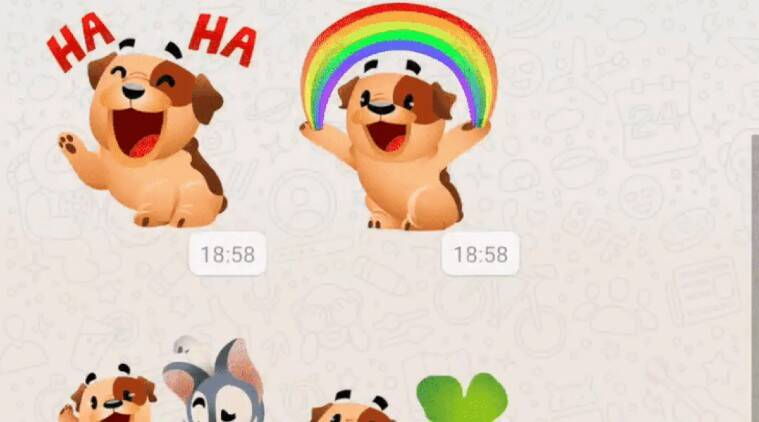 WhatsApp begins testing animated stickers for Android, iOS