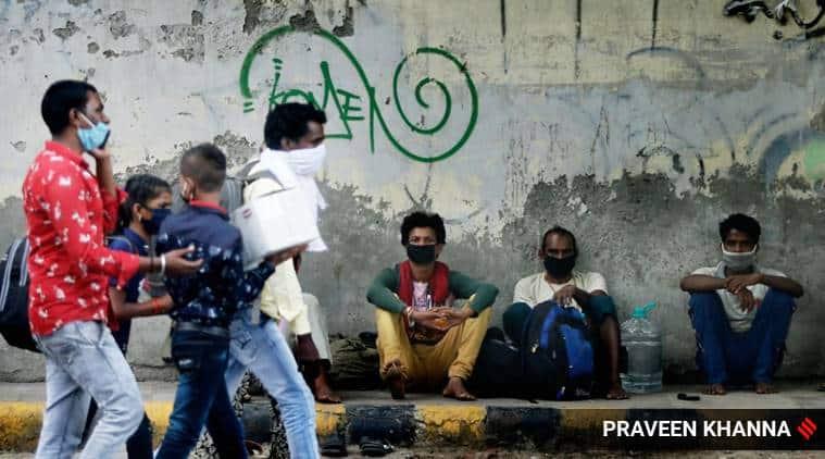India coronavirus, migrants plight, migrant definition, migrant labourers in india, Covid-19 pandemic impact, India lockdown, Rama Bijapurkar writes, indian express opinion,