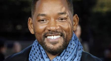 Will Smith in Emancipation