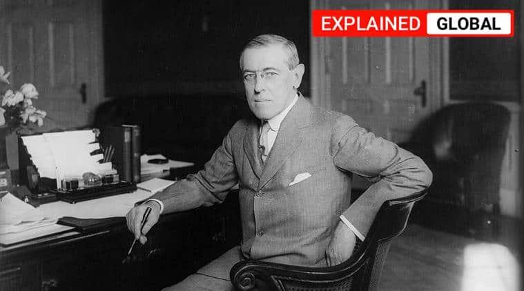 princeton, princeton Woodrow Wilson, Woodrow Wilson, Woodrow Wilson controversy, who was Woodrow Wilson, indian express