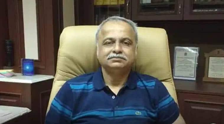 Yatin Oza, Supreme court, contempt notice, gujarat news, Indian express news
