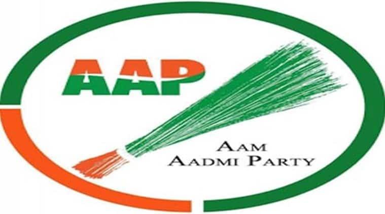 gujarat aam admi party, gujarat aam admi party workers detained, gujarat aam admi party protest, gujarat congress mla resing, gujarat aseembly polls, indian express news