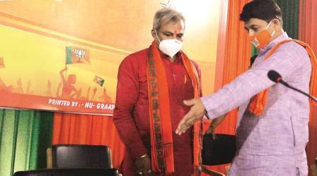 Immediate priority to help people amid Covid: New BJP chief