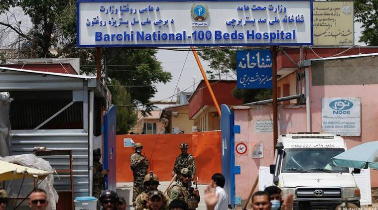 Afghan health workers deliberately targeted during pandemic: UN