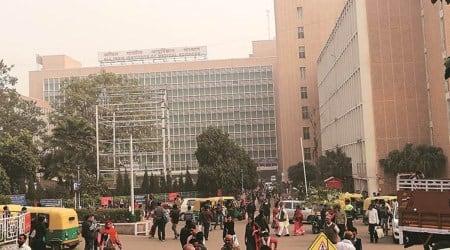 AIIMS OPD, AIIMS covid safety, AIIMS hospital, delhi aiims opd, delhi aiims coronavirus, delhi city news