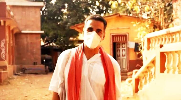 Akshay Kumar talks about resuming work post lockdown in this new ad