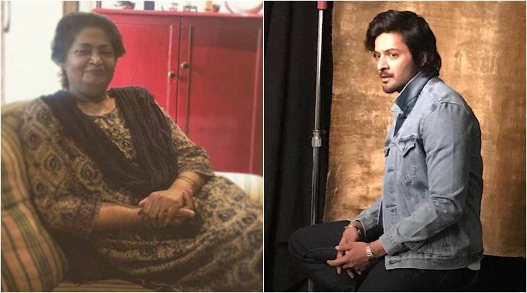 ali fazal mother passes away