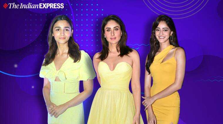 Yellow is the colour this season; take styling tips from celebrities