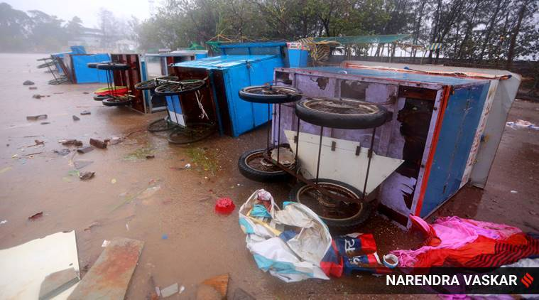 Cyclone Nisarga, Weather Forecast Today LIVE Updates