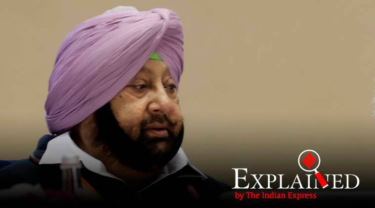Punjab, Punjab news, punjab Civil Services Board notification, amarinder singh, Indian Express