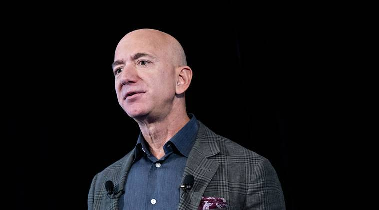 Amazon, Jeff Bezos, Amazon Black Lives Matter, Jeff Bezos Black Lives Matter, Black Lives Matter, US protests, Black Lives Matter protests