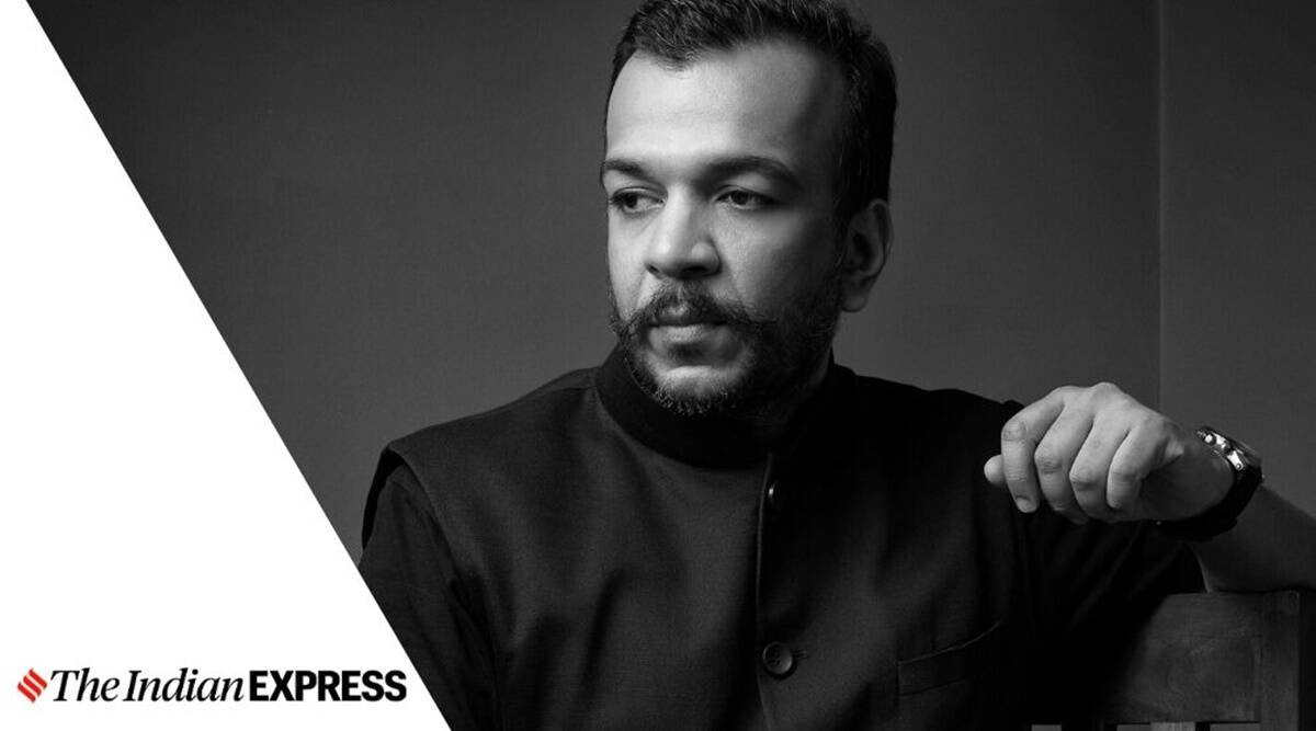 Designer Amit Aggarwal: 'Right now the world needs less, not more'