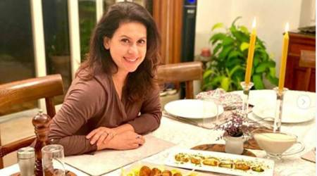 Chef Amrita Raichand, lockdown experience of Amrita Raichand, Chef Amrita Raichand interview, parenting, indian express, indian express news