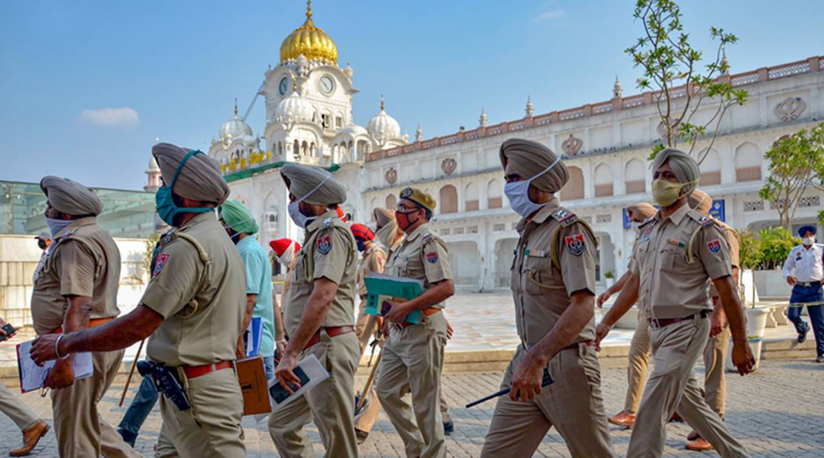Punjab police, Punjab police deradicalisation, Punjab deradicalisation cells, Punjab police deradicalisation cells, India news, Indian Express