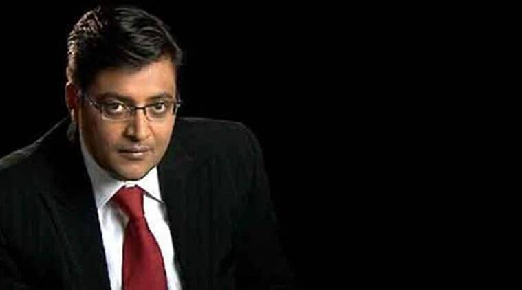 arnab goswami, arnab goswami arrest, arnab goswami interrogation, arnab goswami questioning by mumbai police, arnab goswami migrant news, arnab goswami communal news, indian express news
