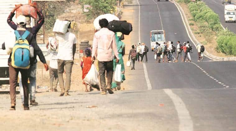 assam, assam covid cases, Coronavirus lockdown exit strategy, unlock 1, asssm migrant workers, Indian express