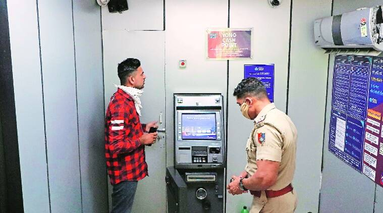 Theft incidents in Chandigarh: ATMs without guards targeted after lockdown, police approach banks