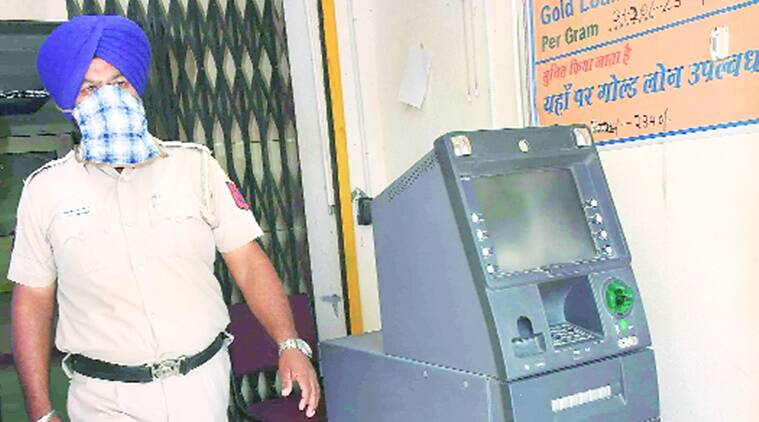 Two cases of ATM frauds registered