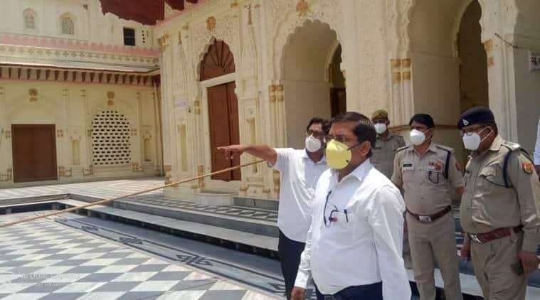 Ayodhya temple open, Ayodhya Ram temple open, Ram temple open Ayodhya, India news, Indian Express