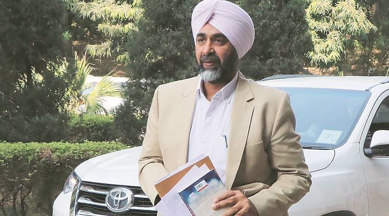 Business sentiment was never this low: Manpreet Singh Badal after meeting traders