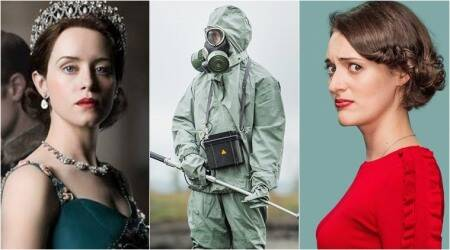 chernobyl the crown fleabag bafta 2020