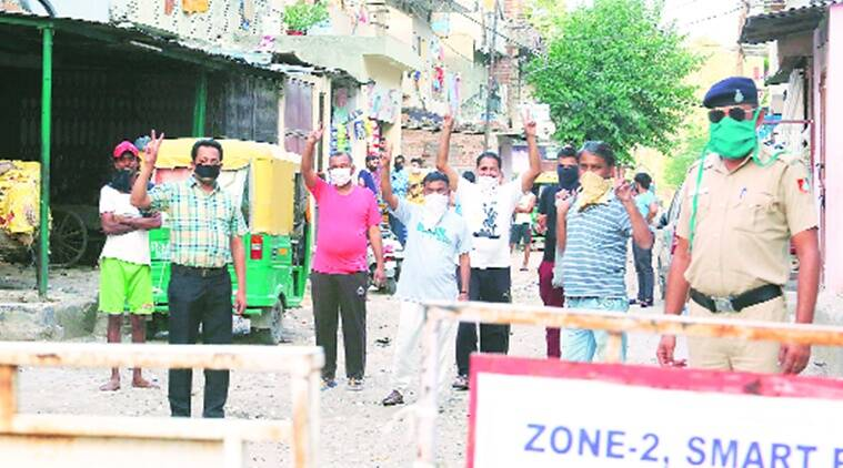 As Bapu Dham is desealed, focus shifts to Mauli Jagran, Vikas Nagar