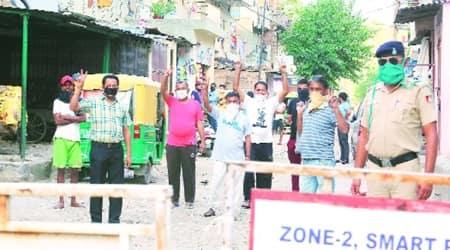 As Bapu Dham is desealed, focus shifts to Mauli Jagran, Vikas Nagar