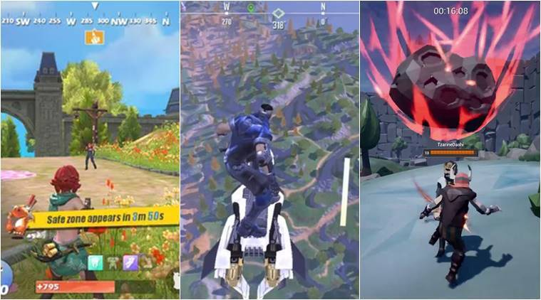 battle royale games low end pcs, Rules of survival, Cyber Hunter, Survival Frenzy, Knives Out, Ride Out Heroes, Valgrave Immortal Plains, low graphics battle royale games, battle royale minimum requirements