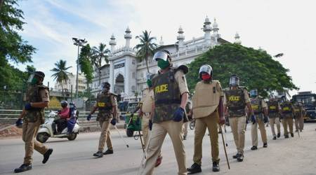 bengaluru shut, bengaluru shut down, bengaluru lockdown, bengaluru coronavirus lockdown, bengaluru news, city news, indian express