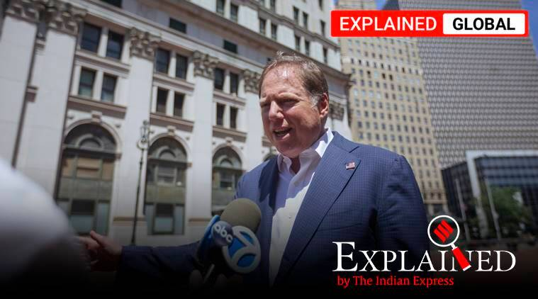 Who is Geoffrey Berman, US Attorney General William Barr, US Justice Department, US President Donald Trump William Barr, Geoffrey Berman Trump investigations, indian express explained, latest news