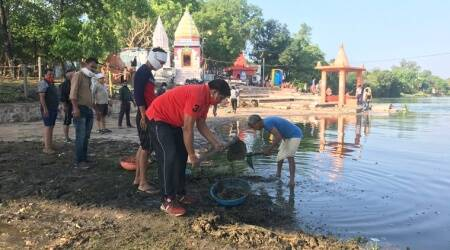 World Environment Day | 17 years and counting: When even a pandemic could not stop Betwa river's cleaning