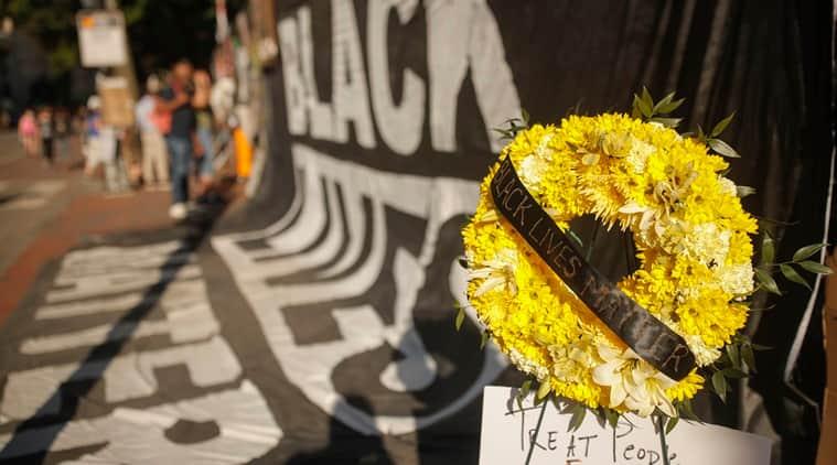 washington, street fair protest, black lives matter, washington protest