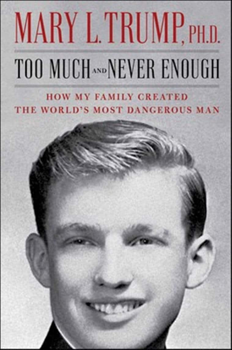 Donald Trump Book on Trump, Mary Trump, Trump book, Indian Express