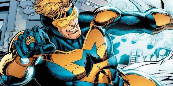 booster gold, dc booster gold dc