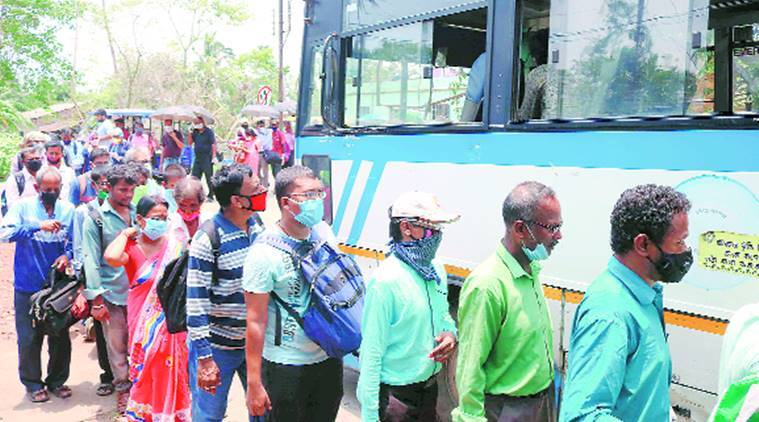 400 more buses to hit Kolkata roads as CM urges people to keep distance