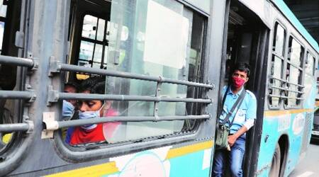 fare hike demand, CM subsidy offer, private bus body, kolkata news, Indian express news